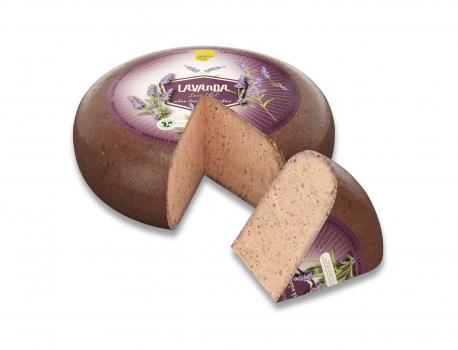 Nieuw: Paarse Lavanda Kaas